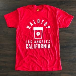 Halo Top Los Angeles Red T-Shirt